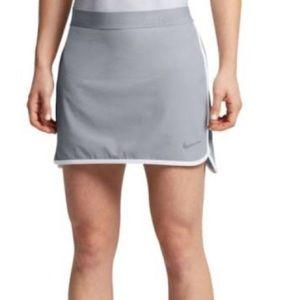 NWT Nike golf gray skirt size XL